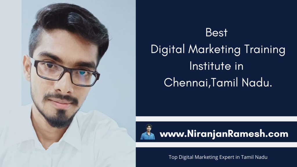 Digital Marketing Training Institute in Tamil Nadu