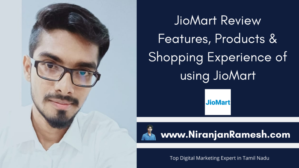 JioMart Review in India